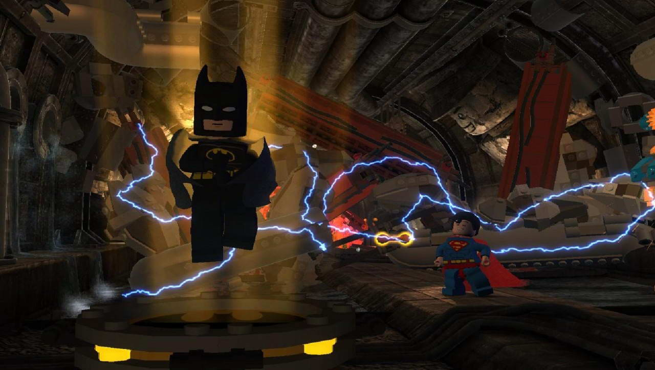 Скриншот LEGO Batman 2: DC Super Heroes