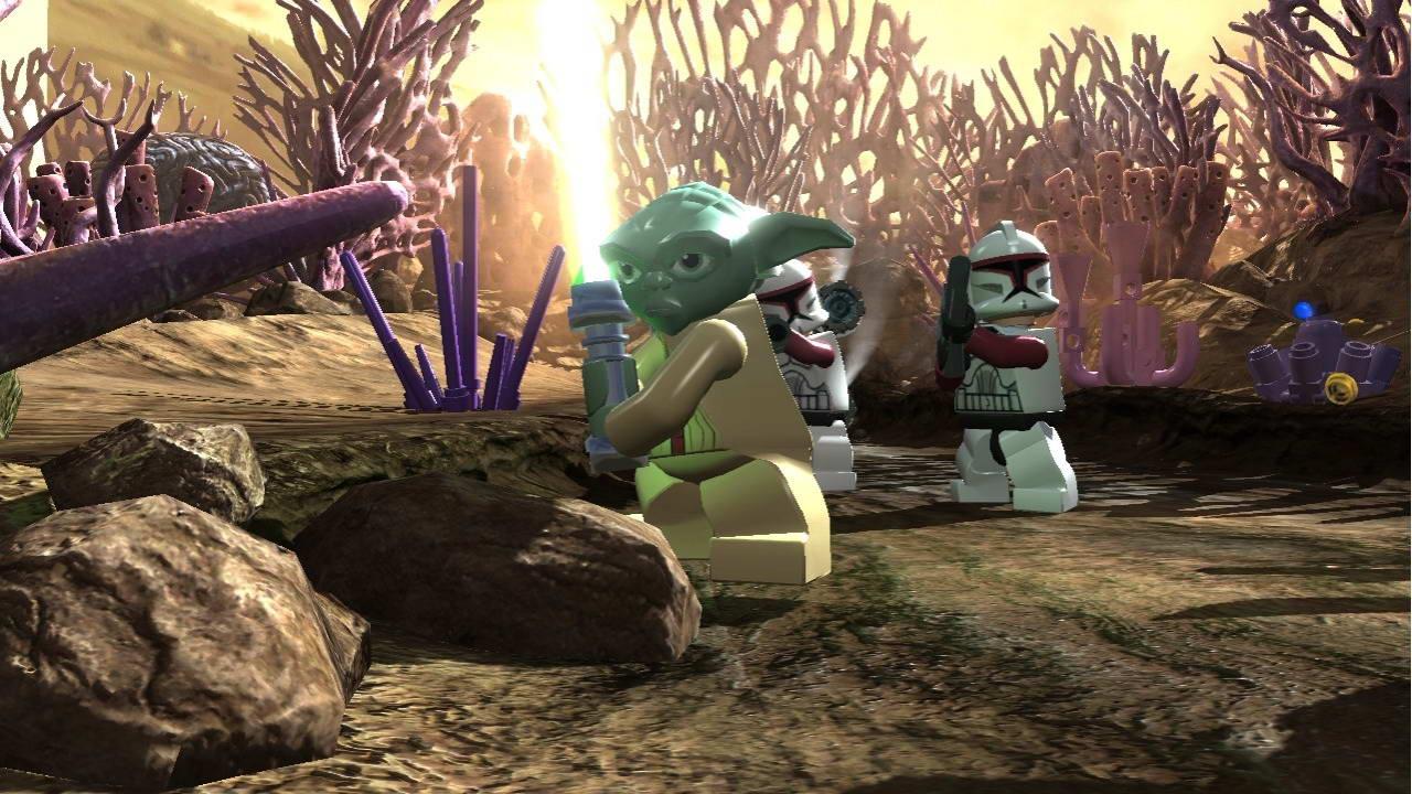 Скриншот LEGO Star Wars III: The Clone Wars