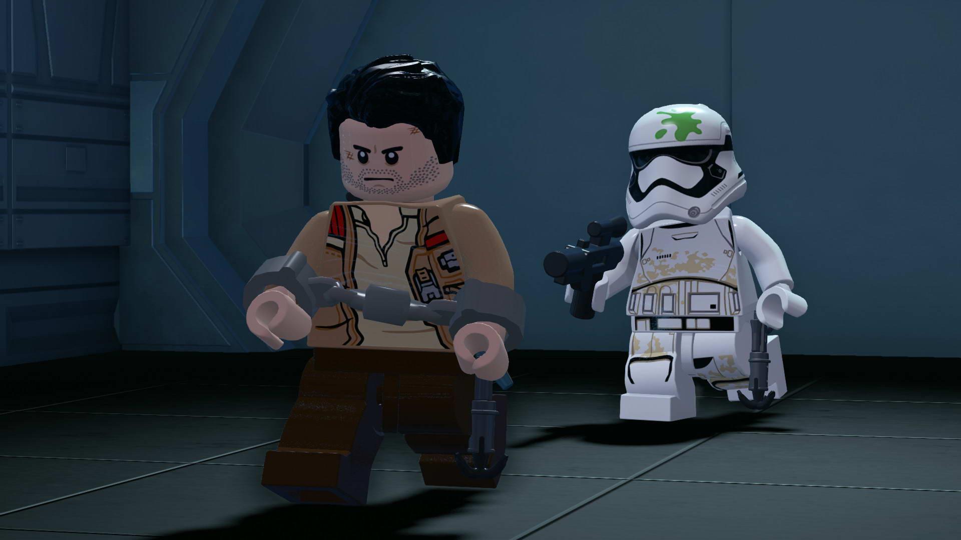 Скриншот LEGO Star Wars: The Force Awakens