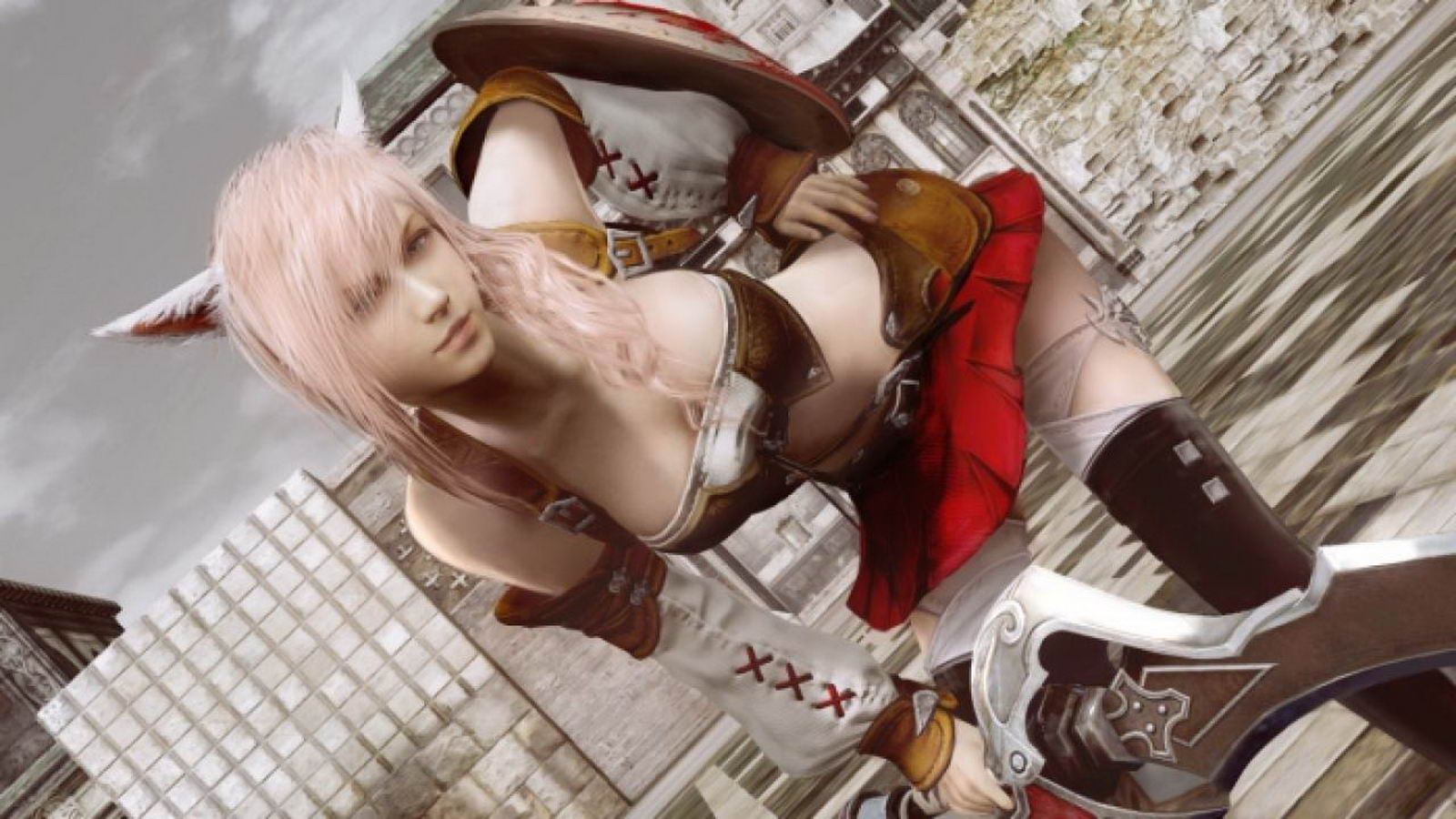 Final fantasy sex picture naked photo