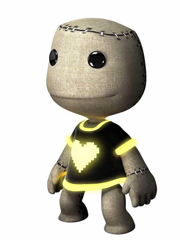 Арт LittleBigPlanet Vita