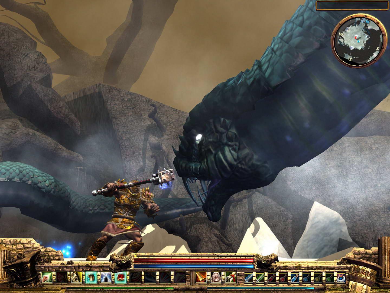 Скриншот Loki