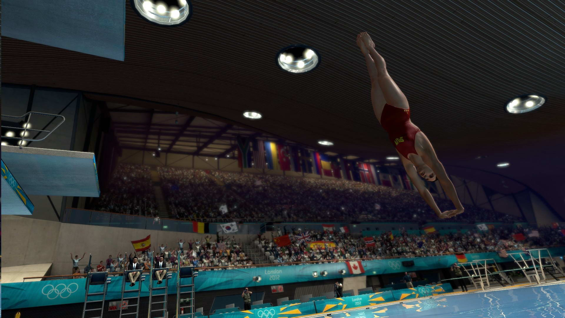 Скриншот London 2012: The Official Video Game of the Olympic Games