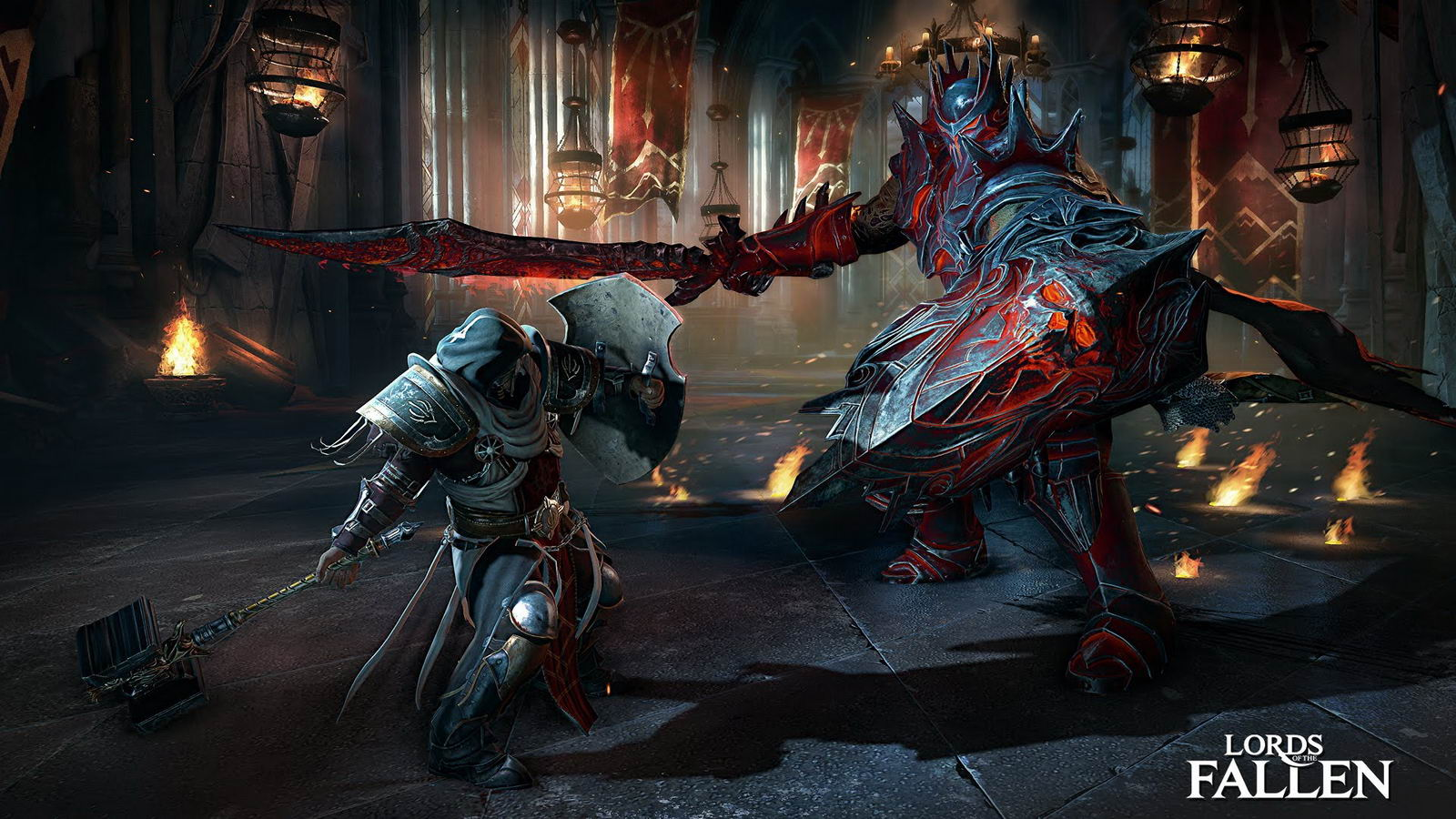 Скриншот Lords of the Fallen
