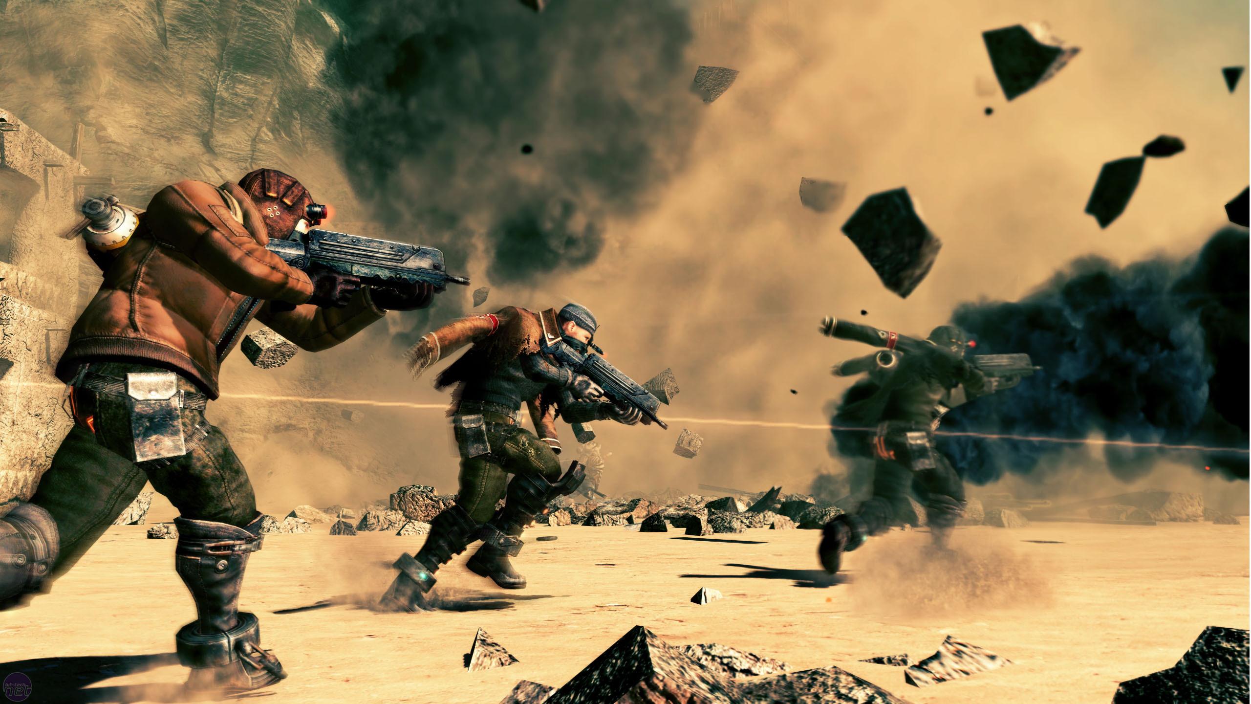 Скриншот Lost Planet 2