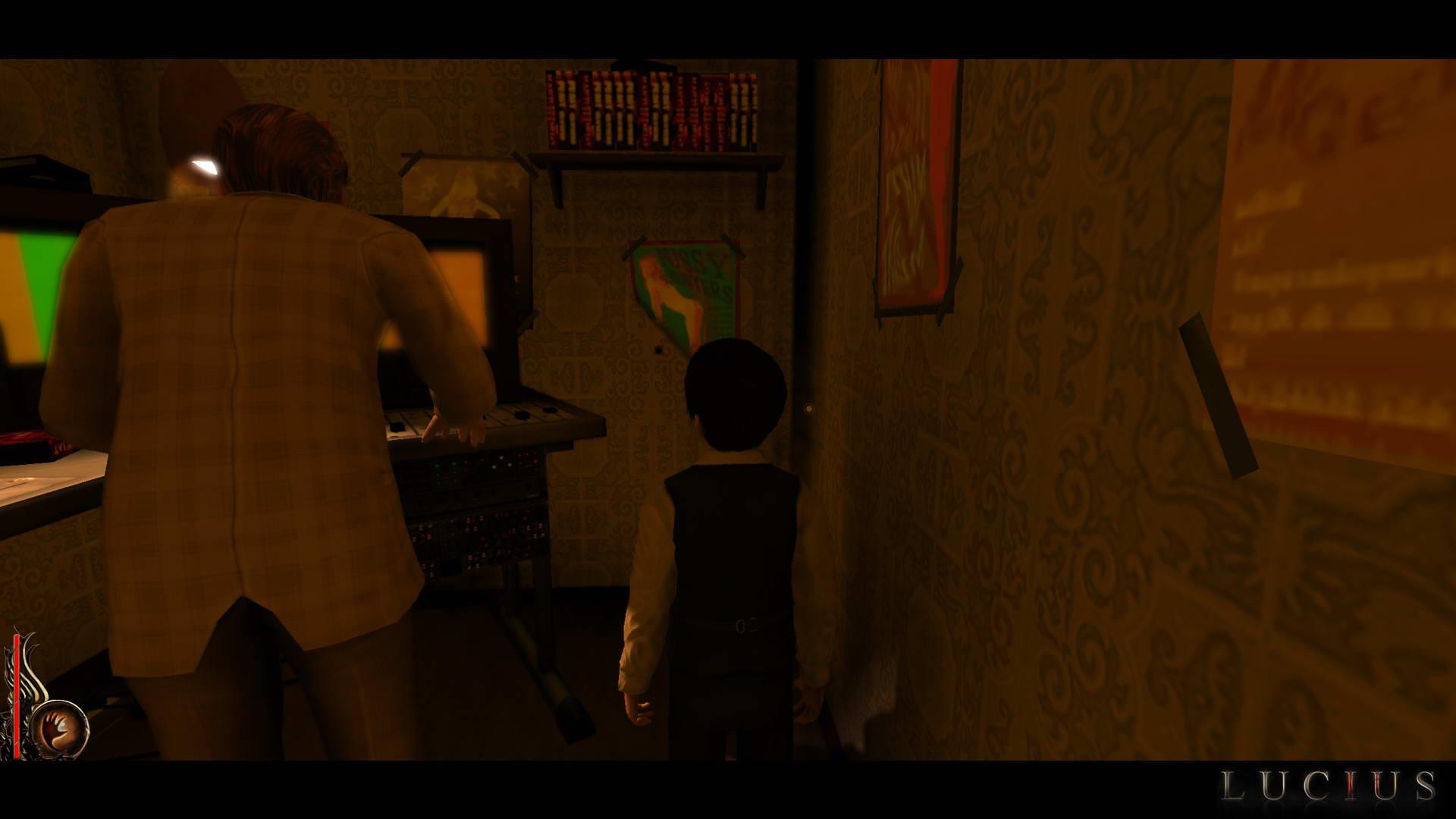Скриншот Lucius