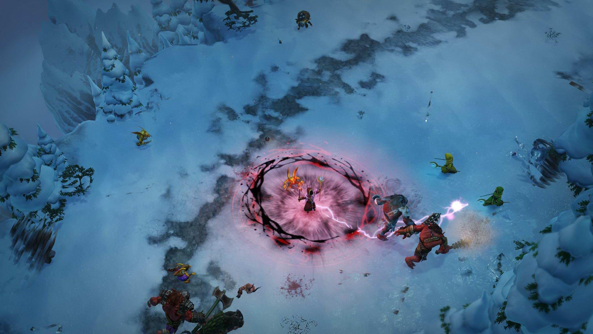 Скриншот Magicka 2