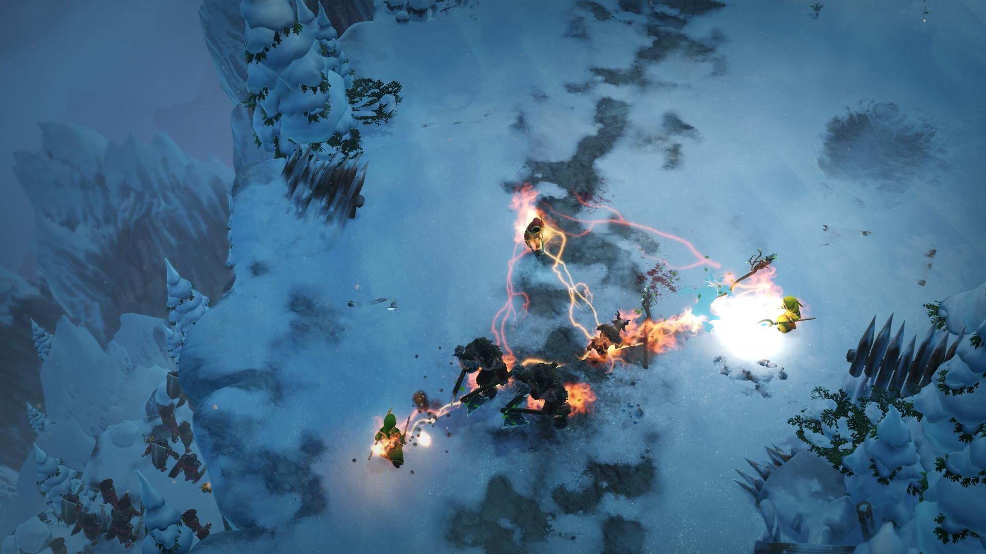 Скриншот Magicka