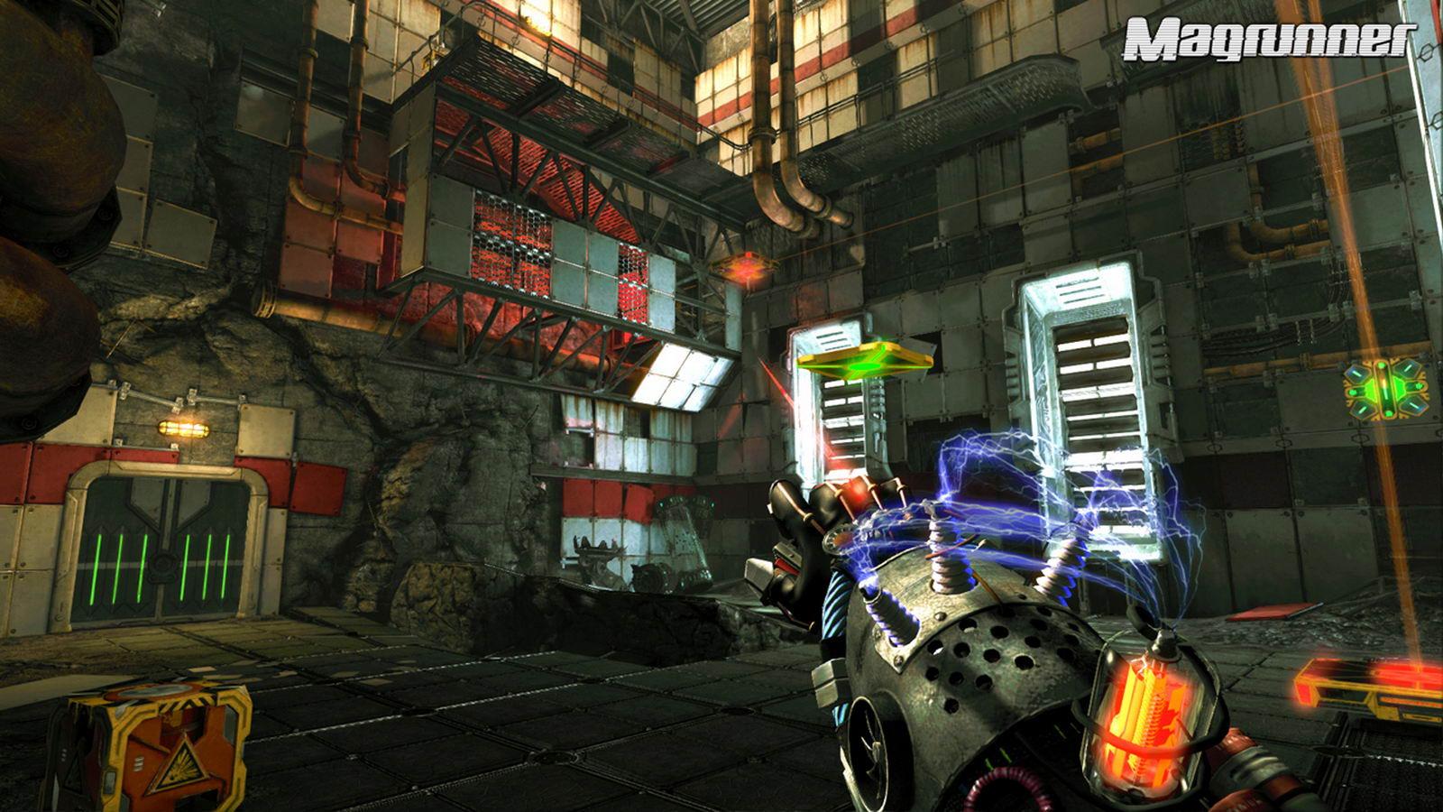 Скриншот Magrunner Dark Pulse
