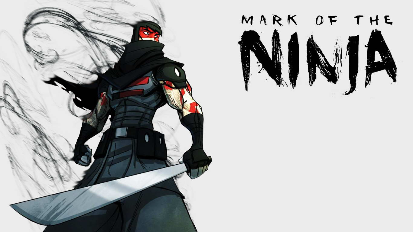 Арт Mark of the Ninja