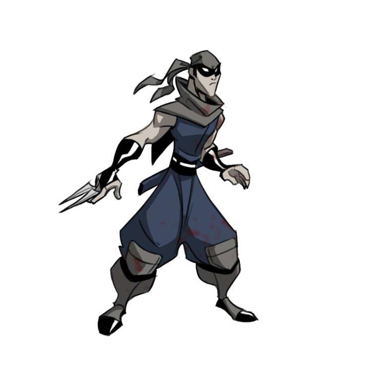 Арт Mark of the Ninja