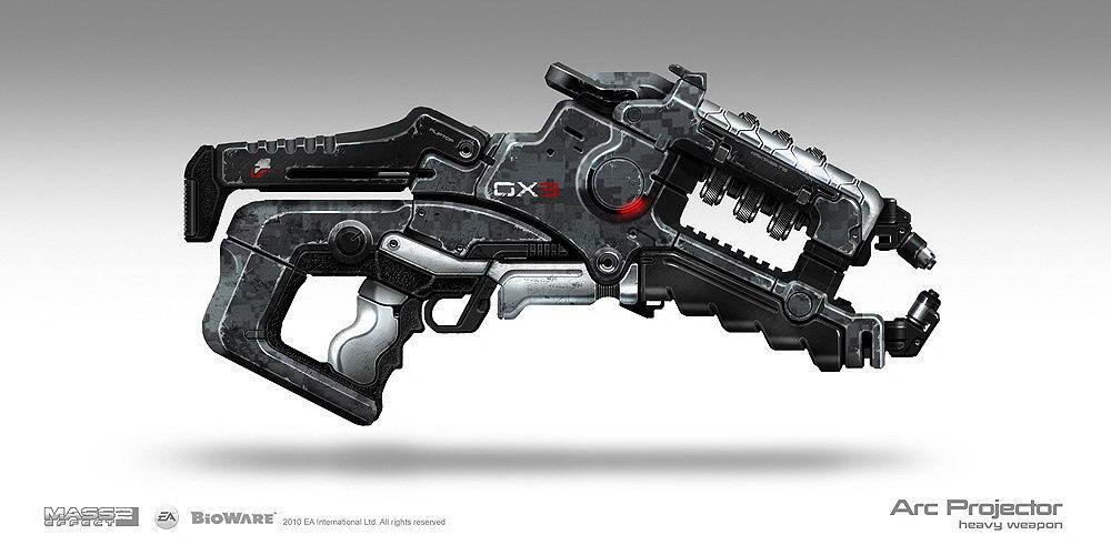 Арт Mass Effect 2