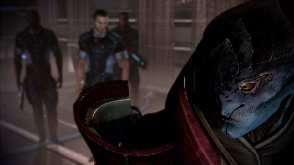 Скриншот Mass Effect 3: From Ashes