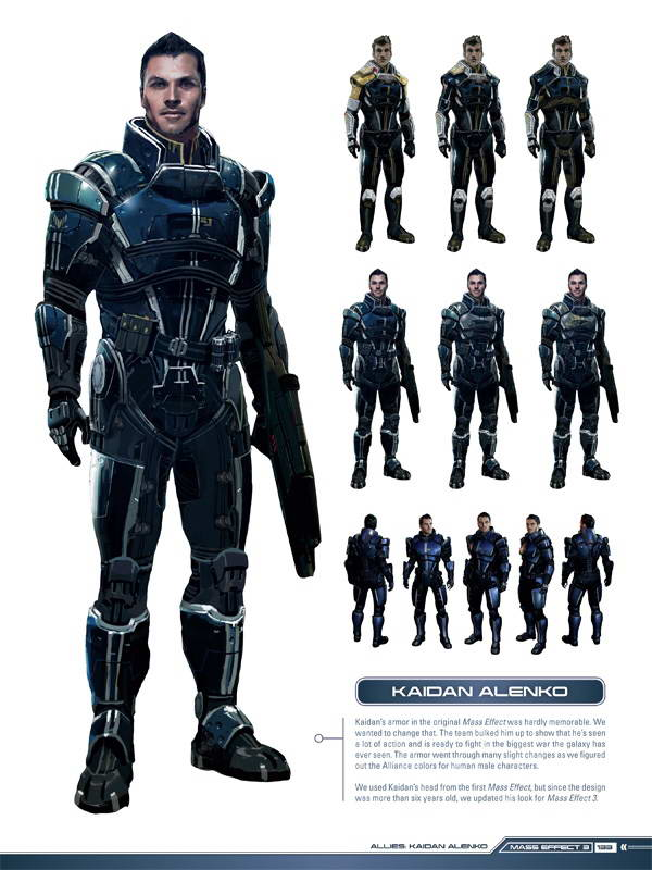 Арт Mass Effect 3: From Ashes