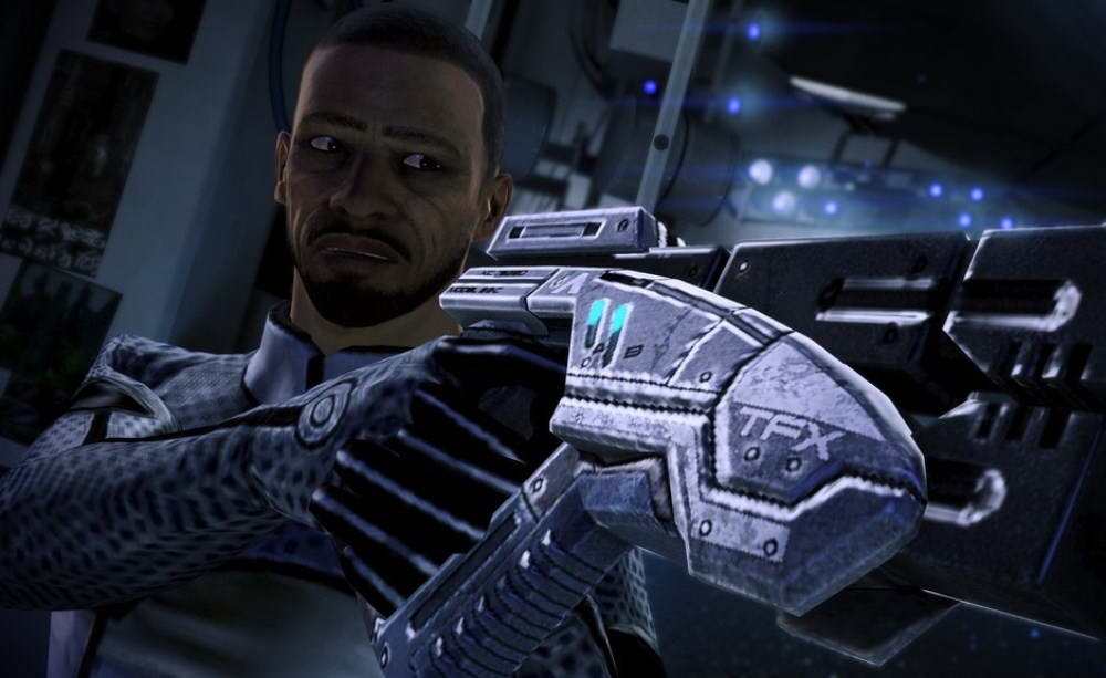 Скриншот Mass Effect 3: Leviathan
