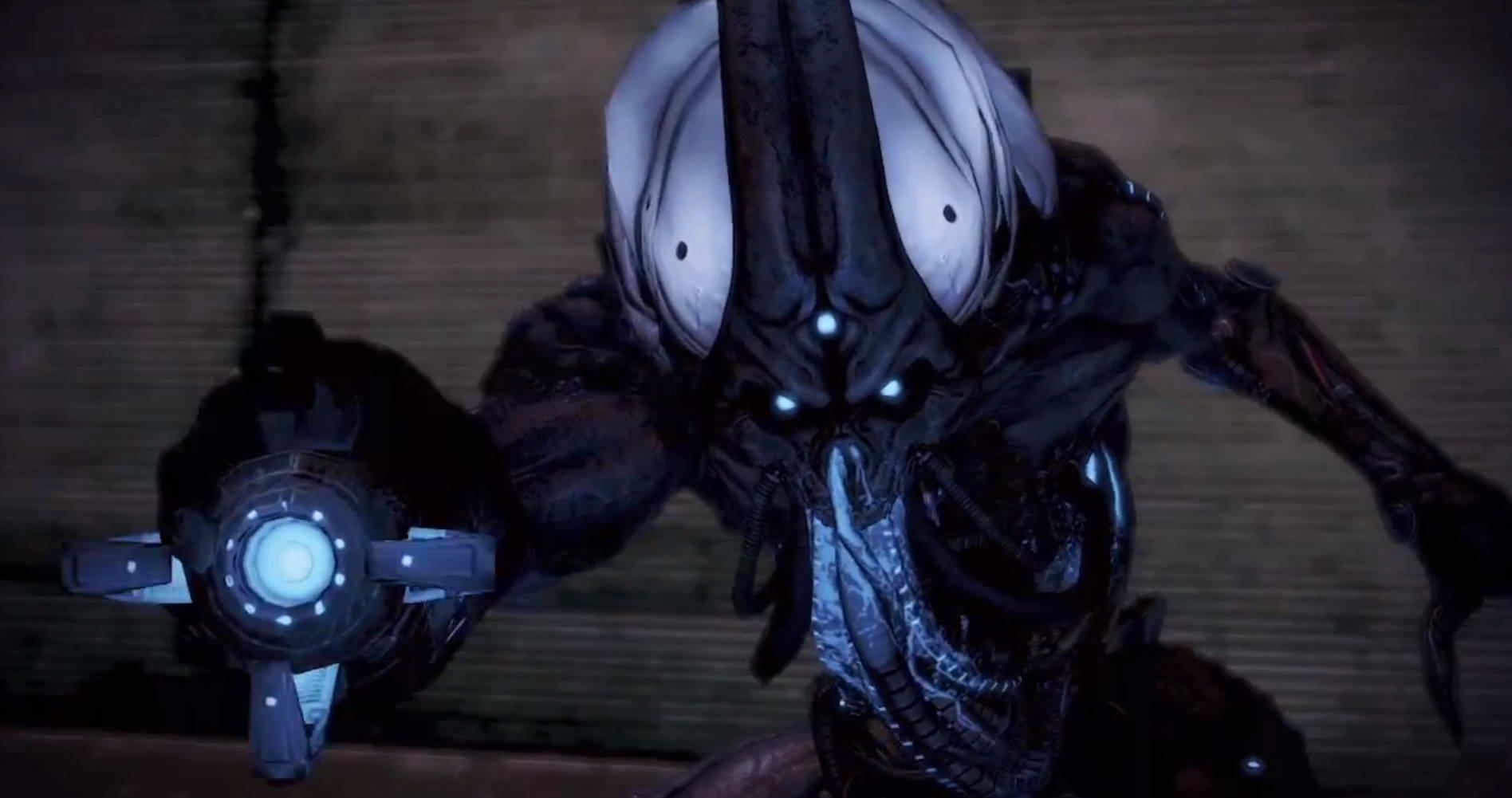 Скриншот Mass Effect 3: Omega