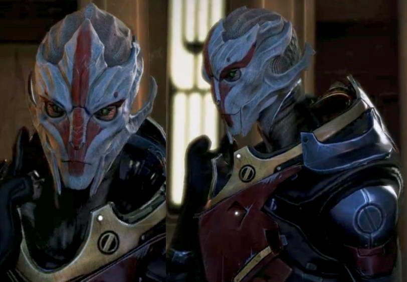 Арт Mass Effect 3: Omega