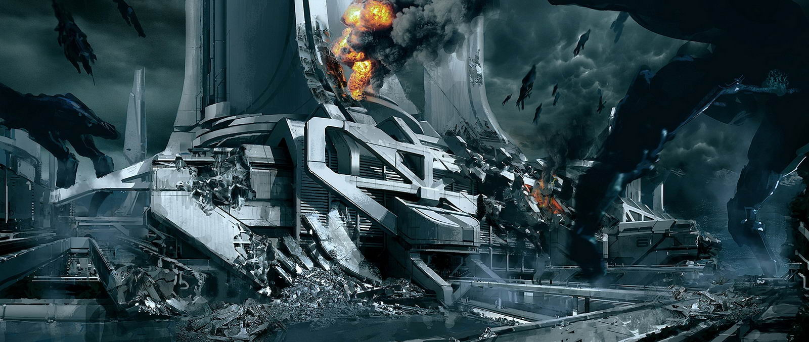 Арт Mass Effect 3