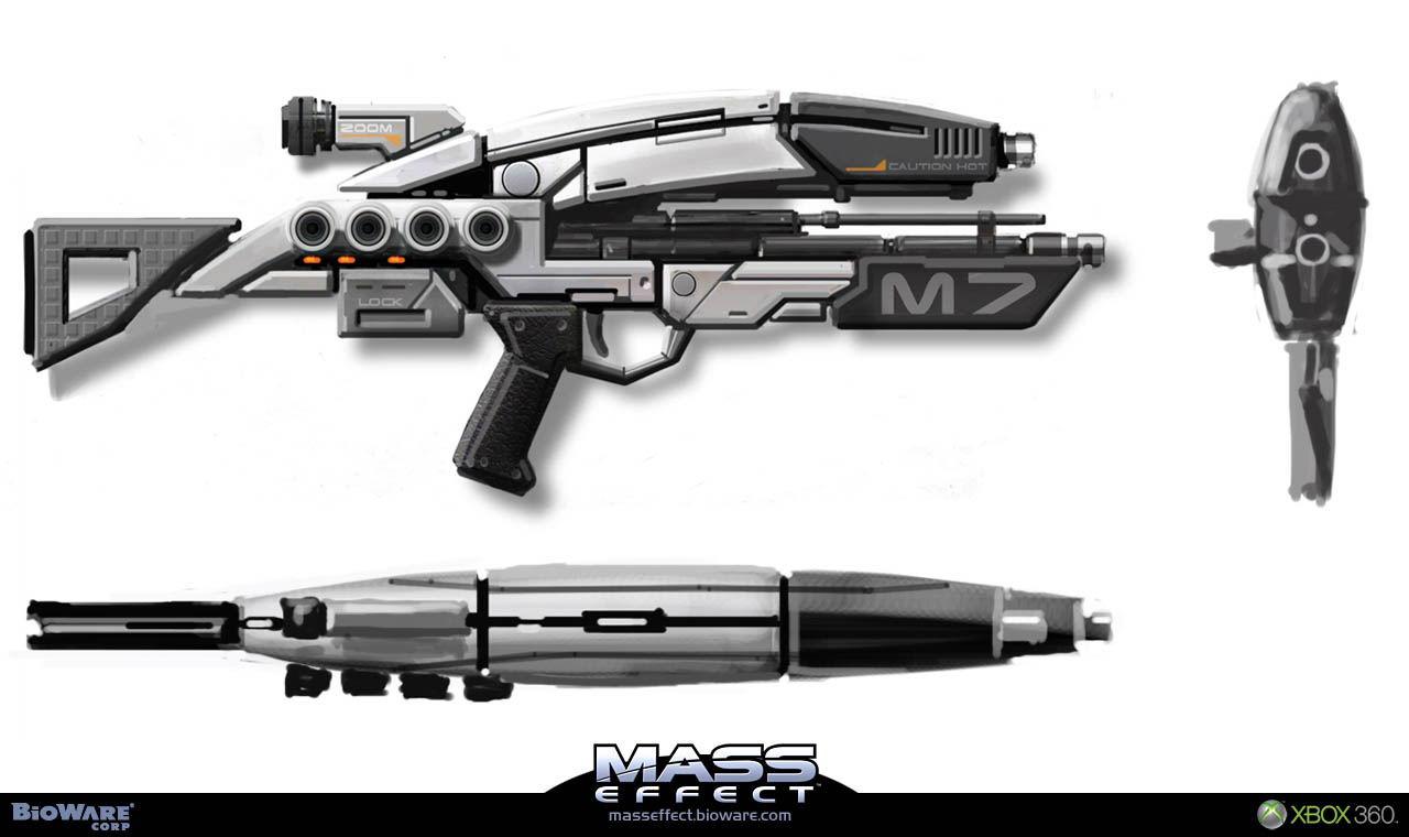Арт Mass Effect