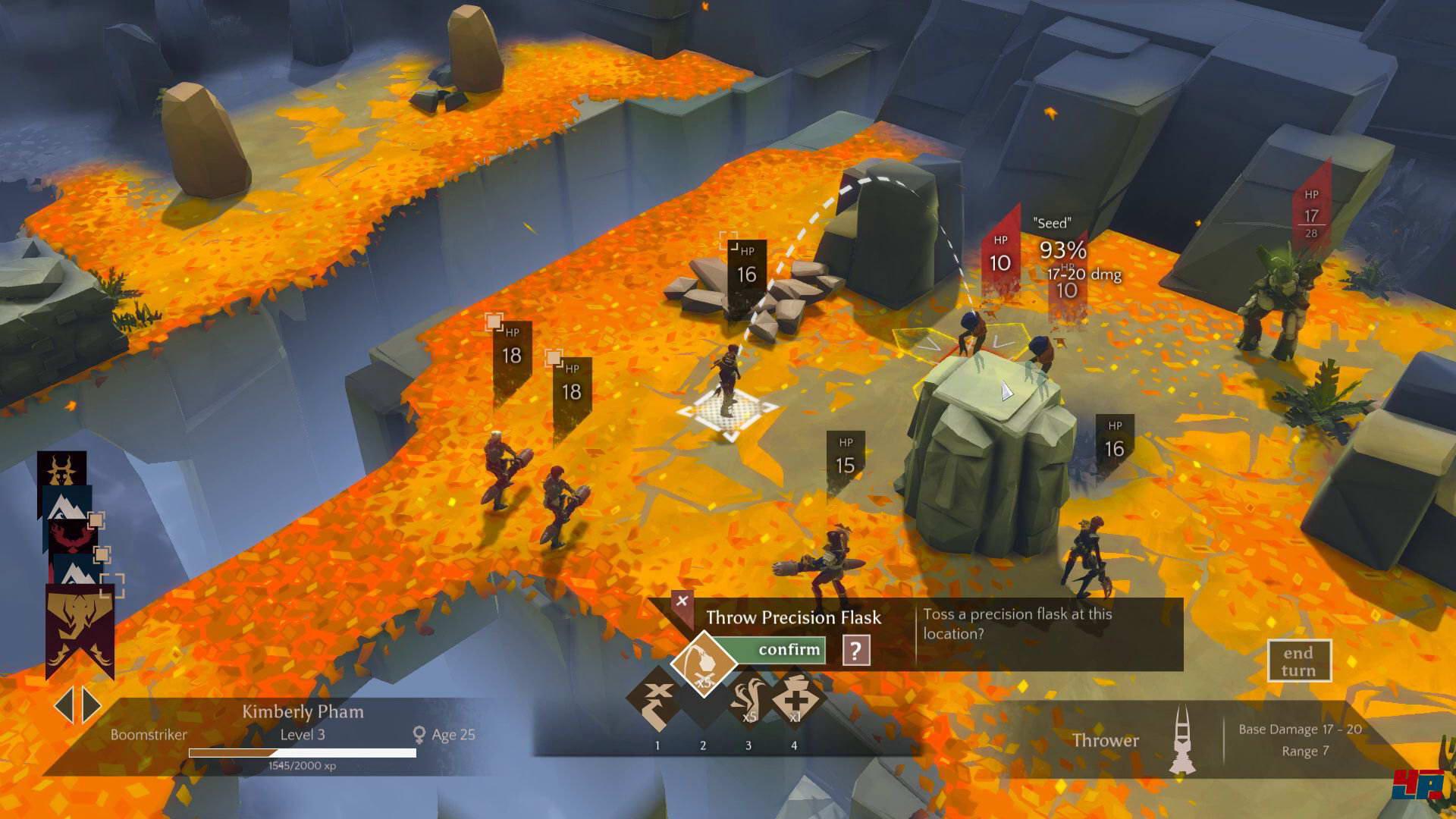 Скриншот Massive Chalice
