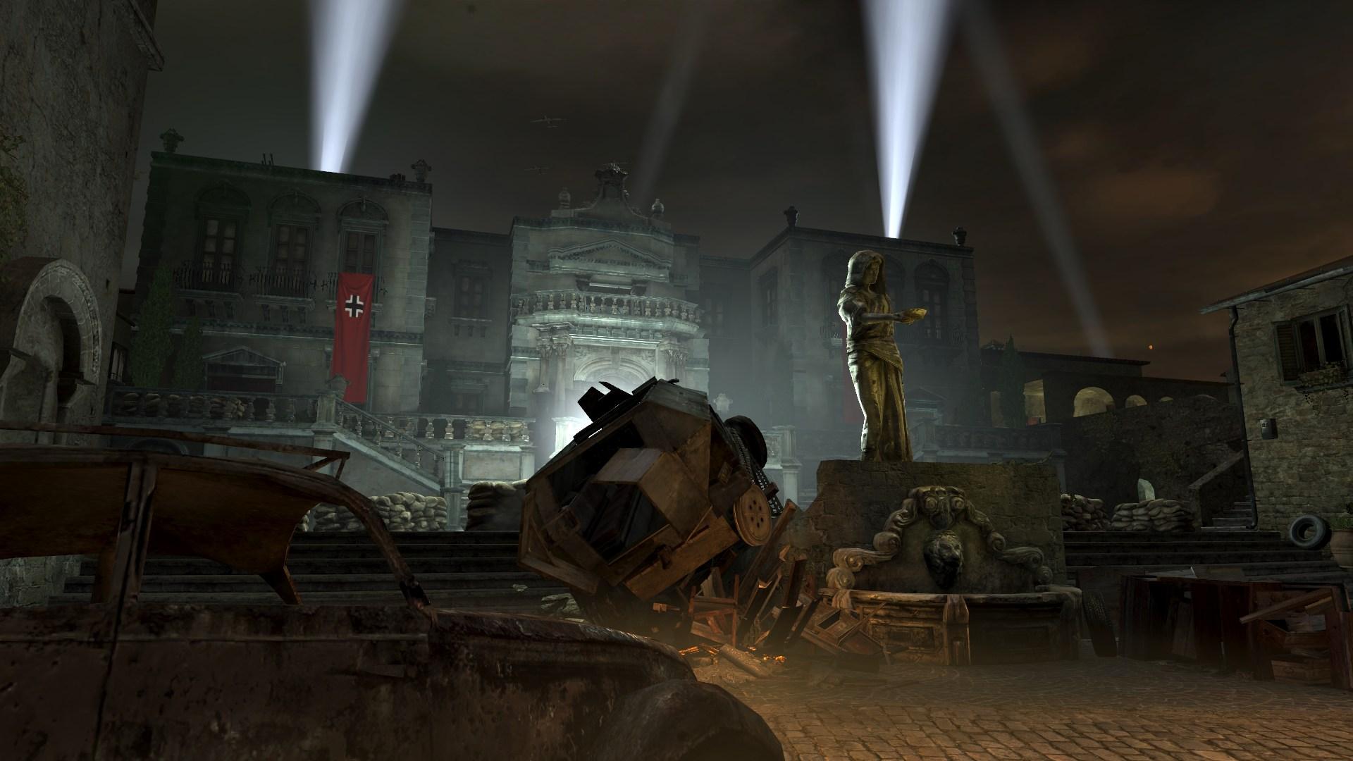 Скриншот Medal of Honor: Airborne