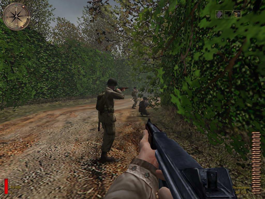Скриншот Medal of Honor: Allied Assault - Breakthrough