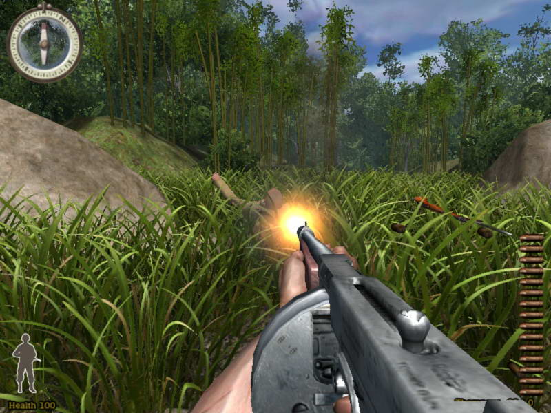 Скриншот Medal of Honor: Pacific Assault