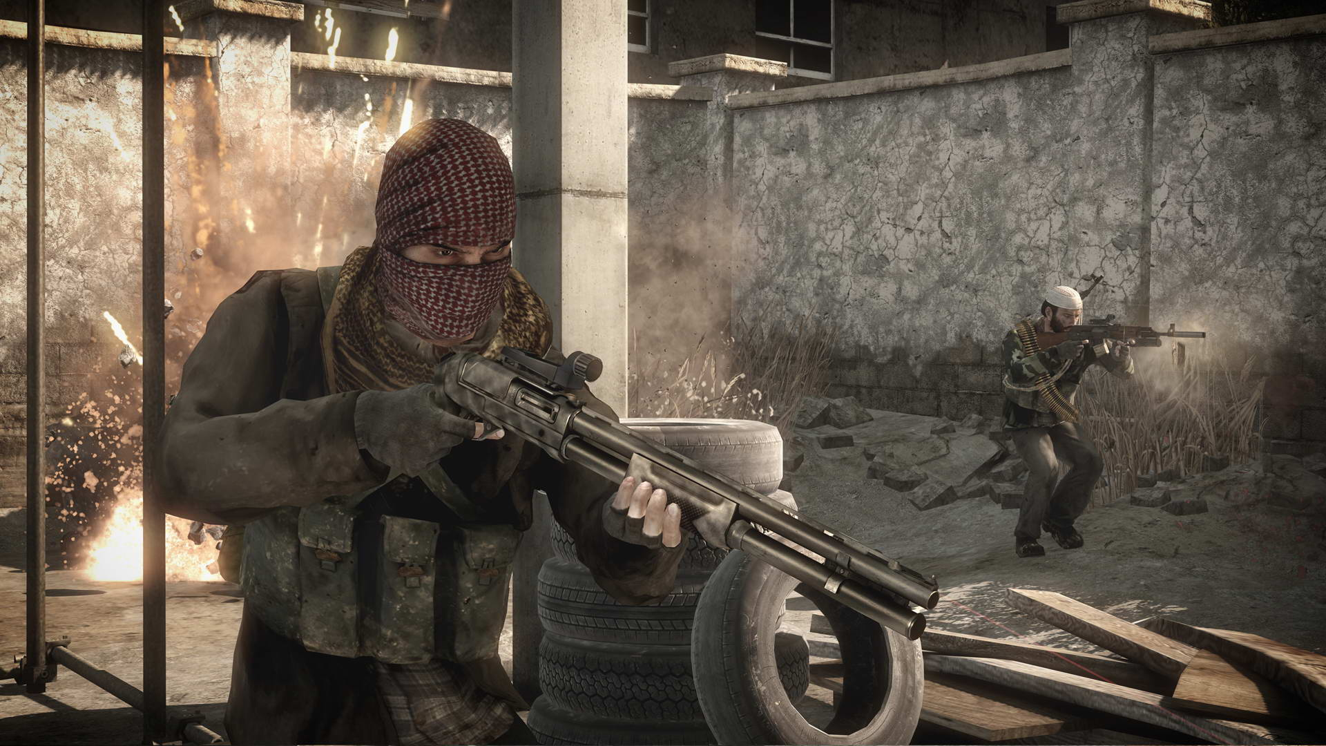 Скриншот Medal of Honor