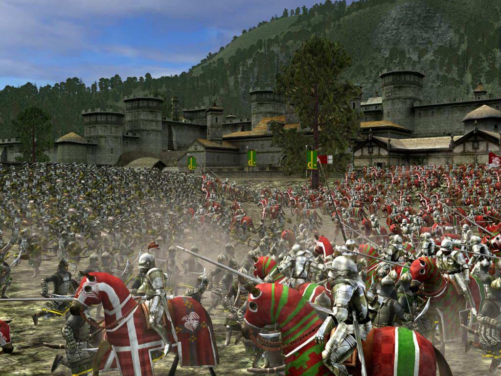 Скриншот Medieval II: Total War