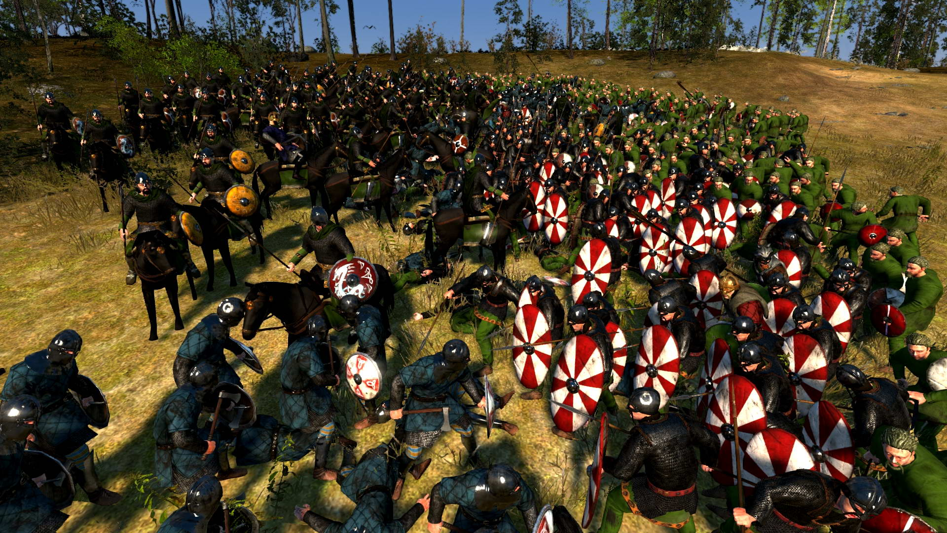 Скриншот Medieval: Total War