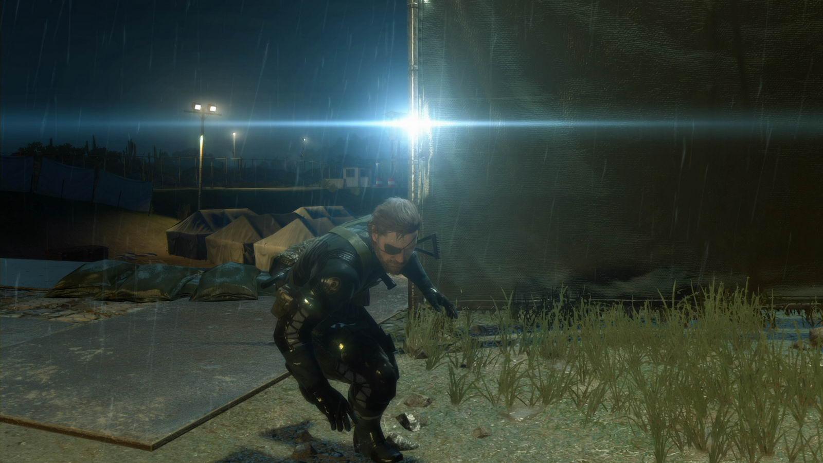 Скриншот Metal Gear Solid V: Ground Zeroes