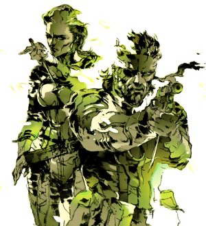 Арт Metal Gear Solid HD Collection