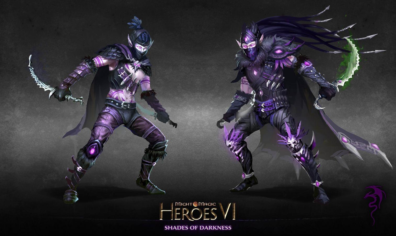 Арт Might & Magic Heroes VI - Shades of Darkness