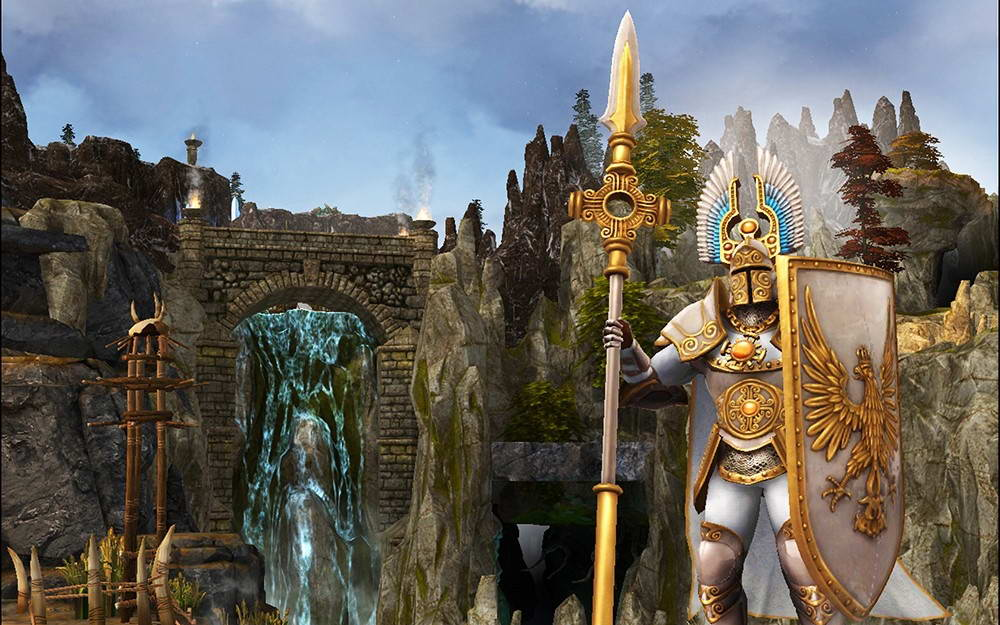 Скриншот Might & Magic Heroes VI