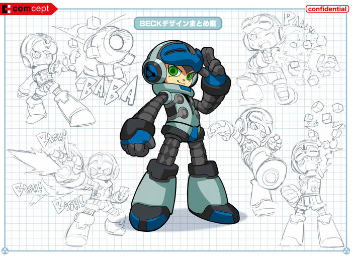Арт Mighty No. 9