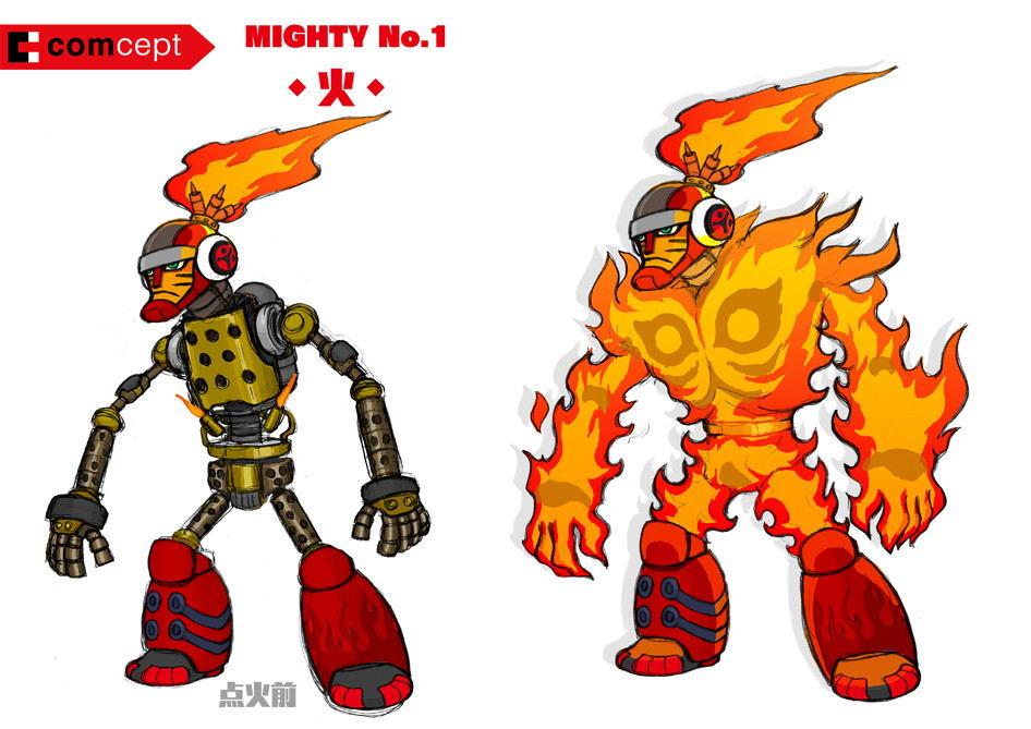 Арт Mighty No. 9