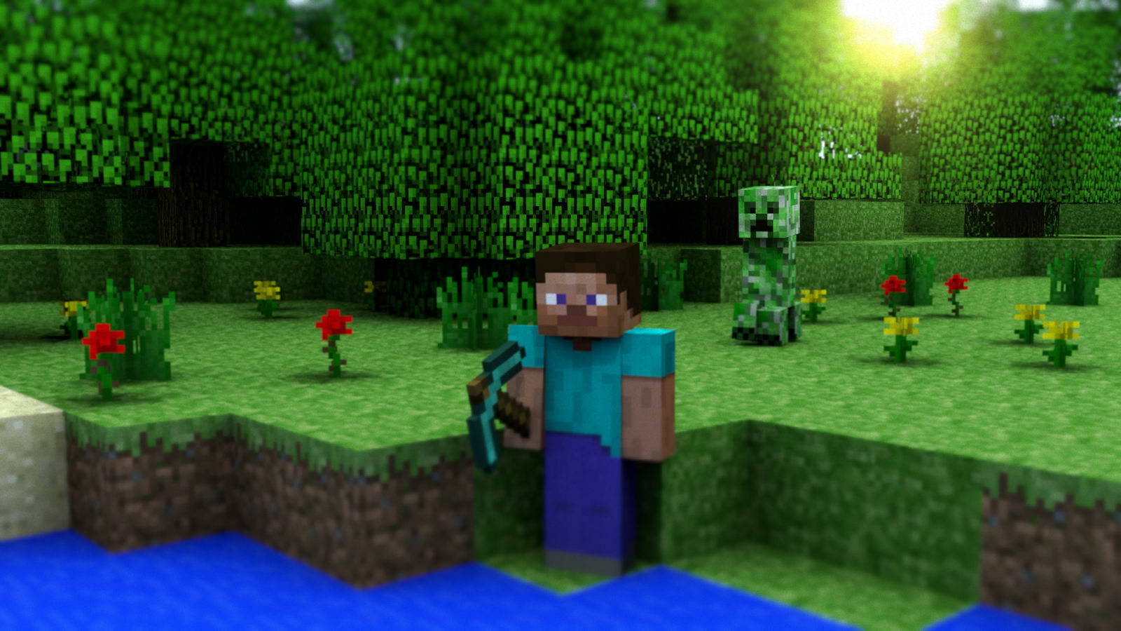 Скриншот Minecraft PlayStation 3 Edition