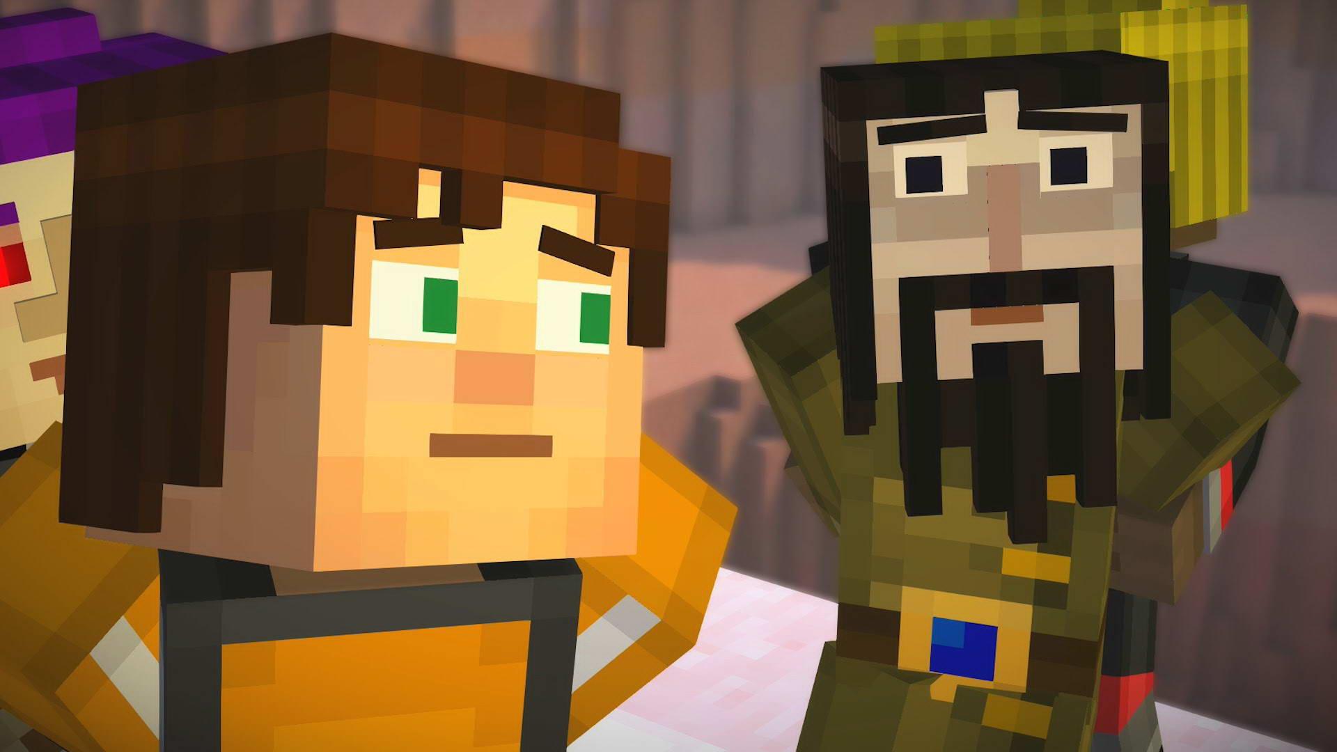 Скриншот Minecraft: Story Mode Episode 7 - Access Denied