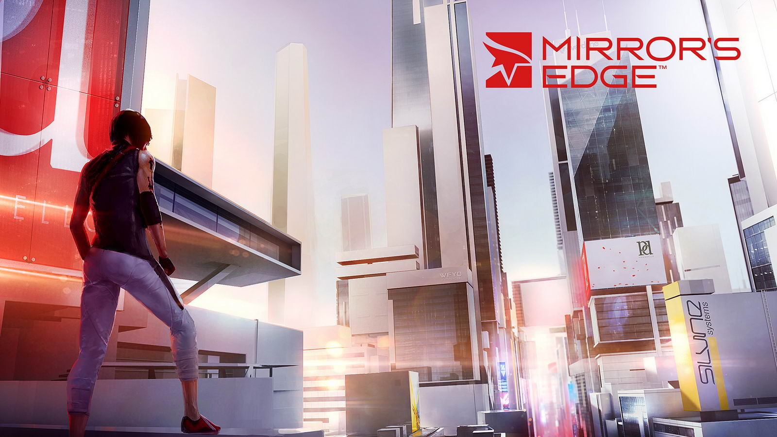 Скриншот Mirror's Edge Catalyst