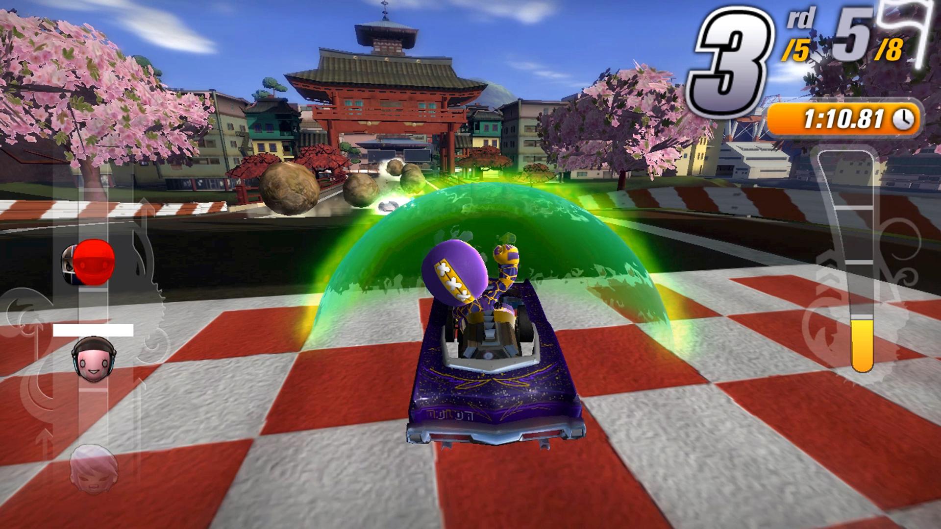 Скриншот ModNation Racers