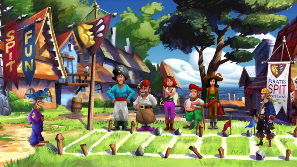 Скриншот Monkey Island 2: LeChuck's Revenge - Special Edition