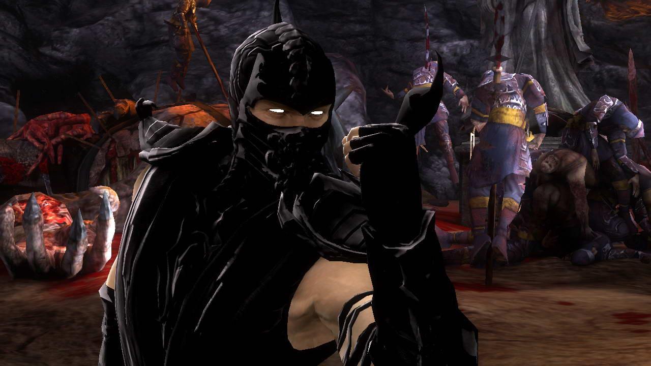 Скриншот Mortal Kombat Komplete Edition