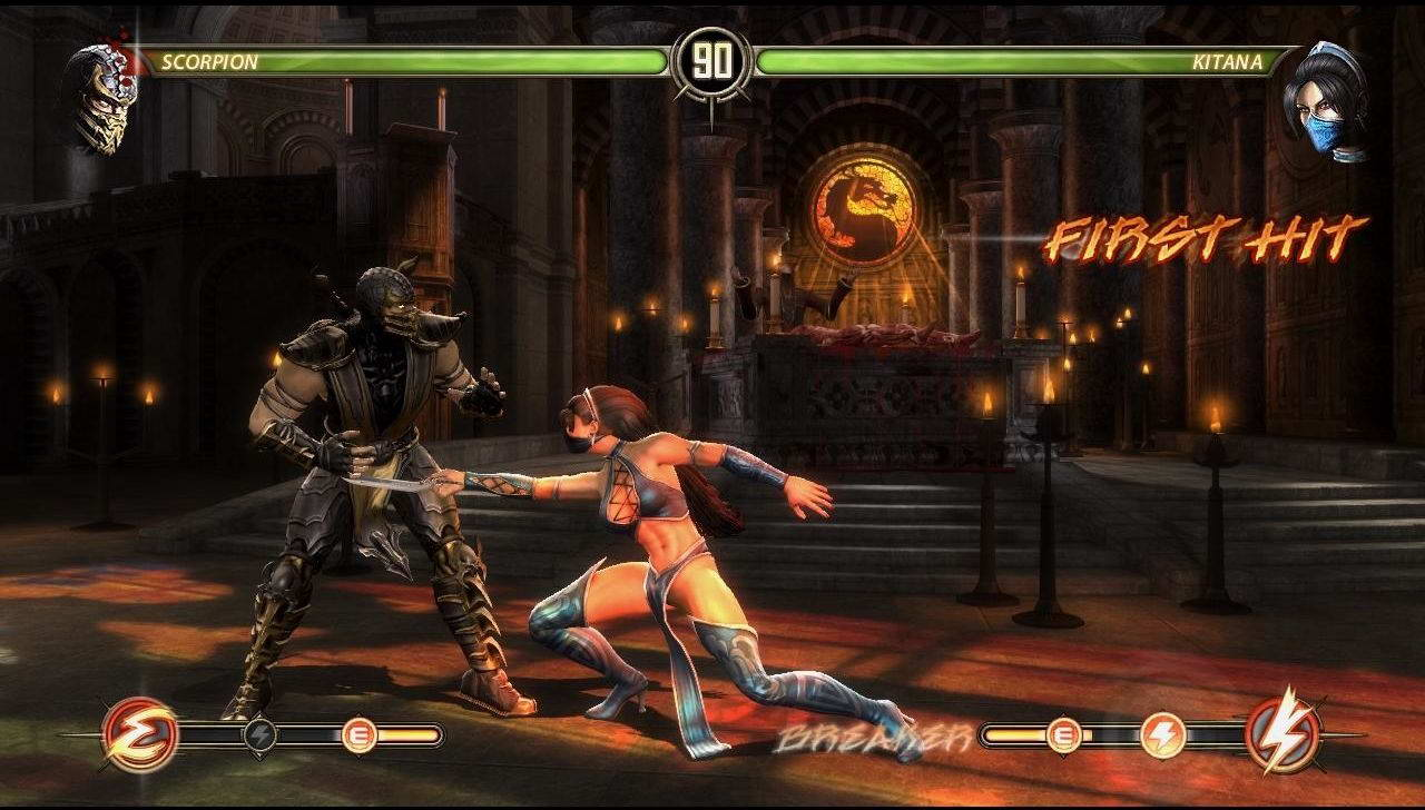 Mortal kombat komplete edition nude milee sex movies