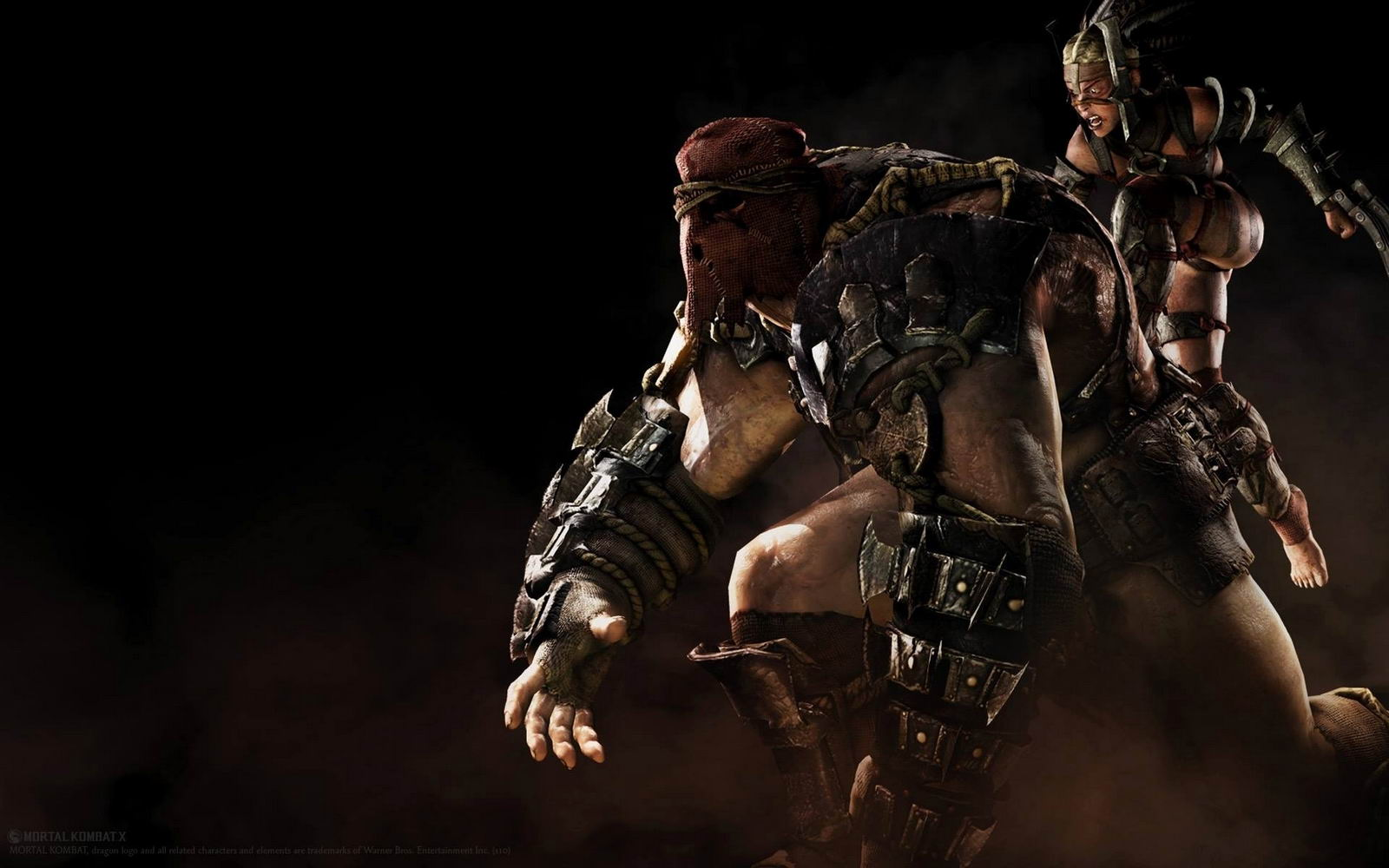 Арт Mortal Kombat X