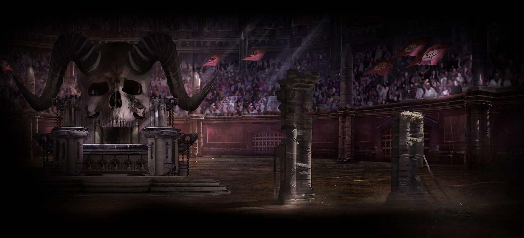 Арт Mortal Kombat