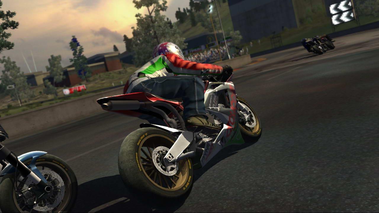Скриншот MotoGP '07