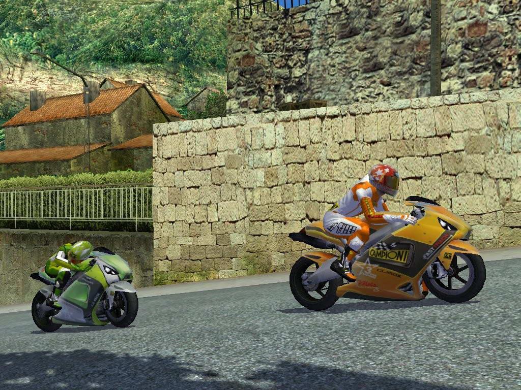 Скриншот MotoGP: Ultimate Racing Technology 3