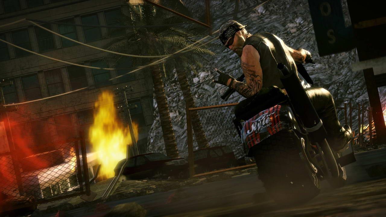 Скриншот MotorStorm Apocalypse