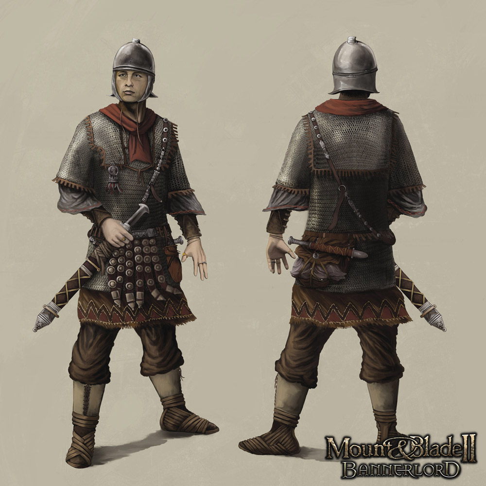 Арт Mount and Blade 2: Bannerlord