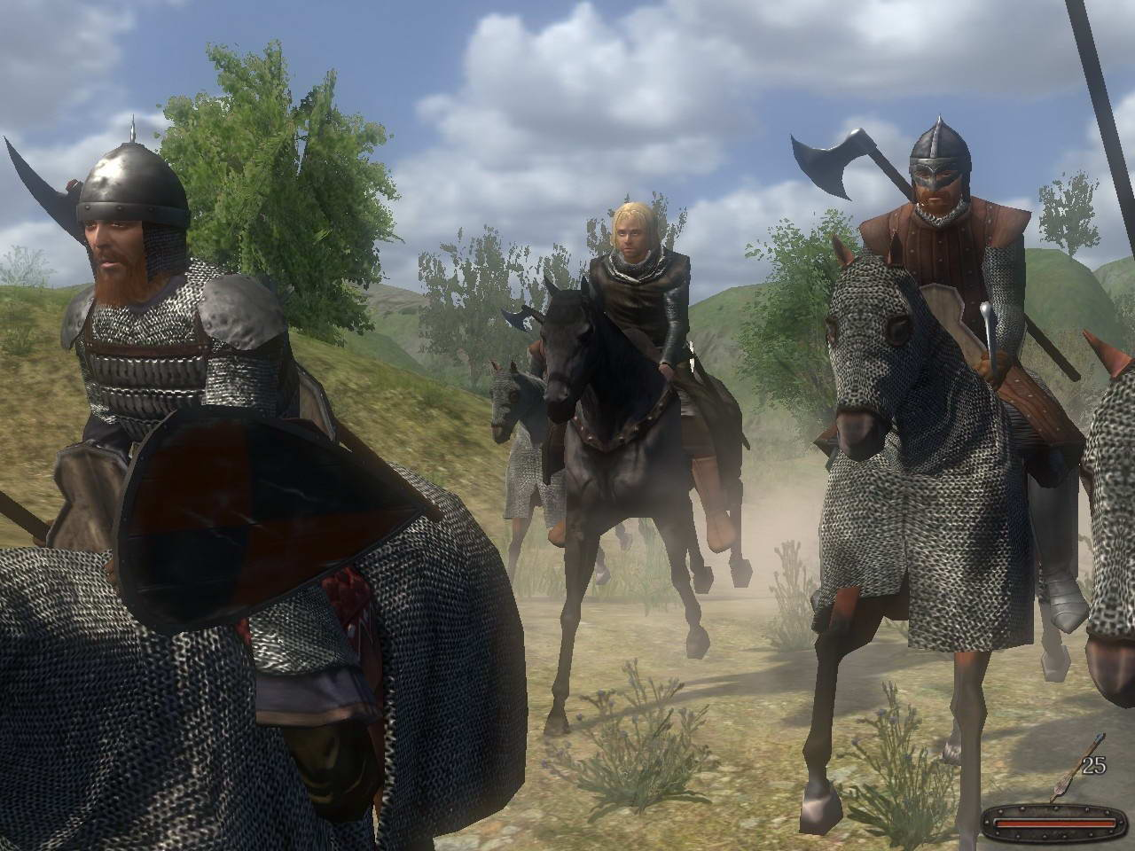 Скриншот Mount & Blade: Warband
